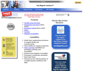 magnetsales.com screenshot