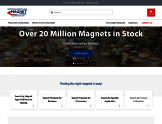 magnetsource.com screenshot