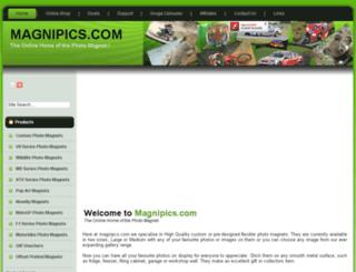 magnipics.com screenshot