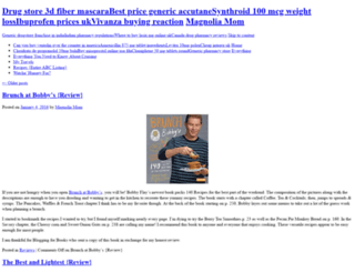 magnoliamom.com screenshot