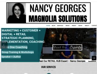 magnoliasolutions.com.au screenshot