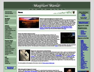 magnum-mania.com screenshot