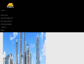 magnum.com.my screenshot