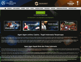 magnumbet.com screenshot