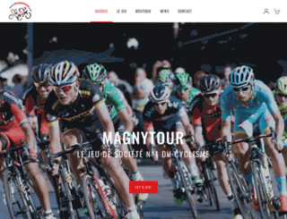 magnytour.com screenshot