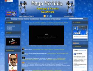magomiriddu.it screenshot