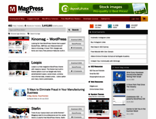 magpress.com screenshot