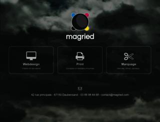 magried.com screenshot