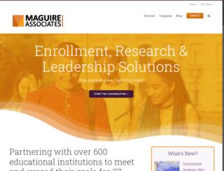 maguireassoc.com screenshot