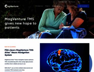magventure.com screenshot
