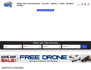 magwheels.com.au screenshot