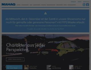 mahag.de screenshot
