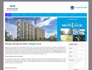 mahagun-montage.com screenshot