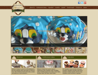 mahamscuisine.com screenshot
