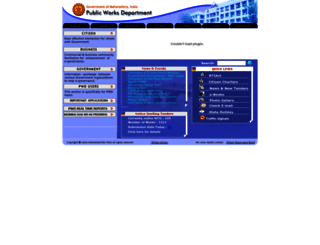 mahapwd.com screenshot