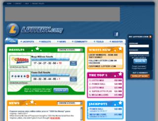 maharastra.lottery.com screenshot