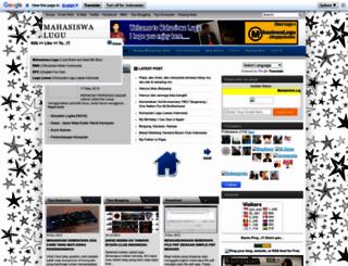 mahasiswalugu.blogspot.com screenshot