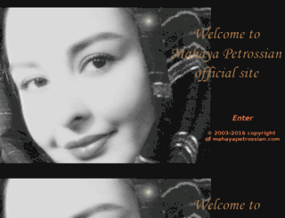 mahayapetrossian.com screenshot