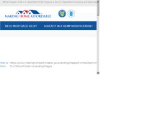 mahgov.com screenshot