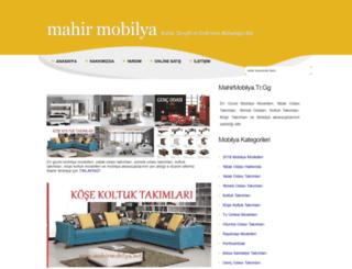 mahirmobilya.tr.gg screenshot