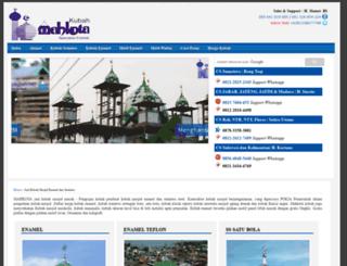mahkotakubah.net screenshot