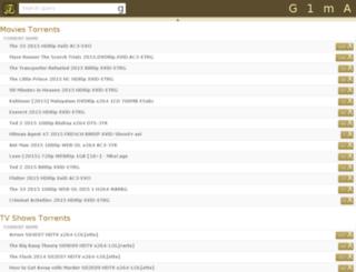 mahoganymade.com screenshot
