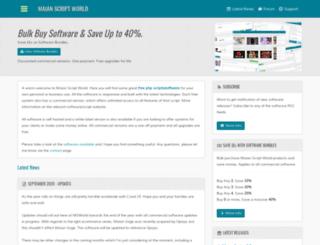 maianbeta.com screenshot