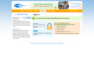 maidagency.bestmaid.com.sg screenshot