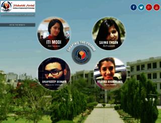 maietindia.org screenshot