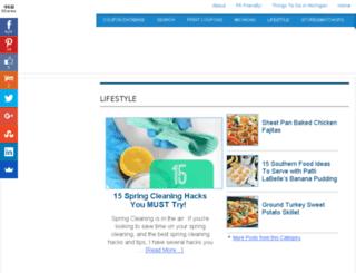 mail.amittenfullofsavings.com screenshot