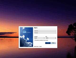 mail.angoshtar.com screenshot