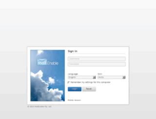 mail.assistt.com screenshot