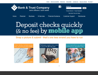 mail.banktr.com screenshot