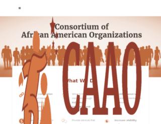 mail.caao.net screenshot