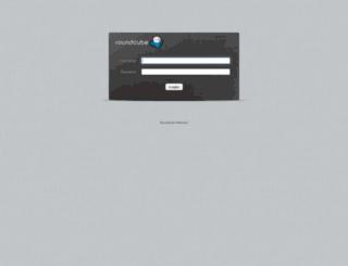 mail.capilleira.com screenshot