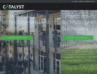 mail.catalyst.com screenshot