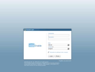 mail.cbnyazilim.com screenshot