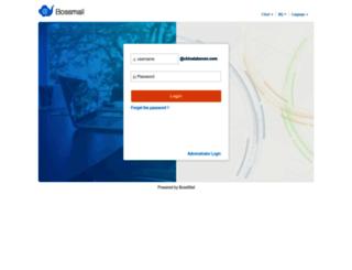 mail.chinalaboven.com screenshot