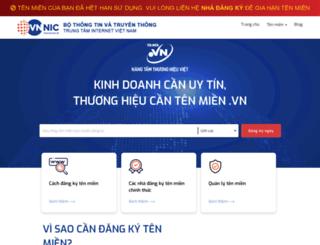 mail.cholononline.vn screenshot