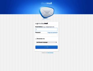 mail.cloudaccess.net screenshot