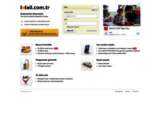 mail.com.tr screenshot