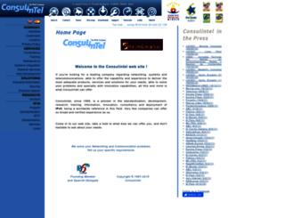 mail.consulintel.es screenshot