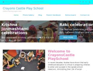 mail.crayonscastle.com screenshot