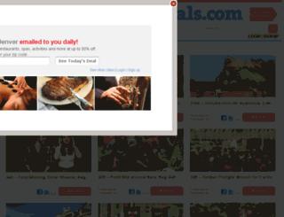 mail.denverdailydeals.com screenshot