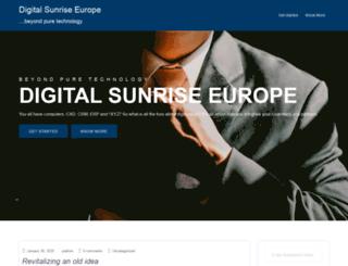 mail.digitalsunrise.eu screenshot