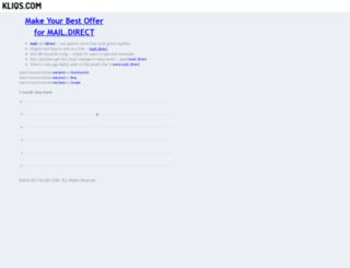 mail.direct screenshot