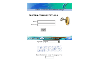 mail.eastern.com.ph screenshot