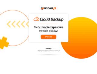 mail.edf.pl screenshot