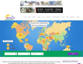 mail.eldertrav.com screenshot