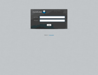 mail.eniac-tech.com screenshot